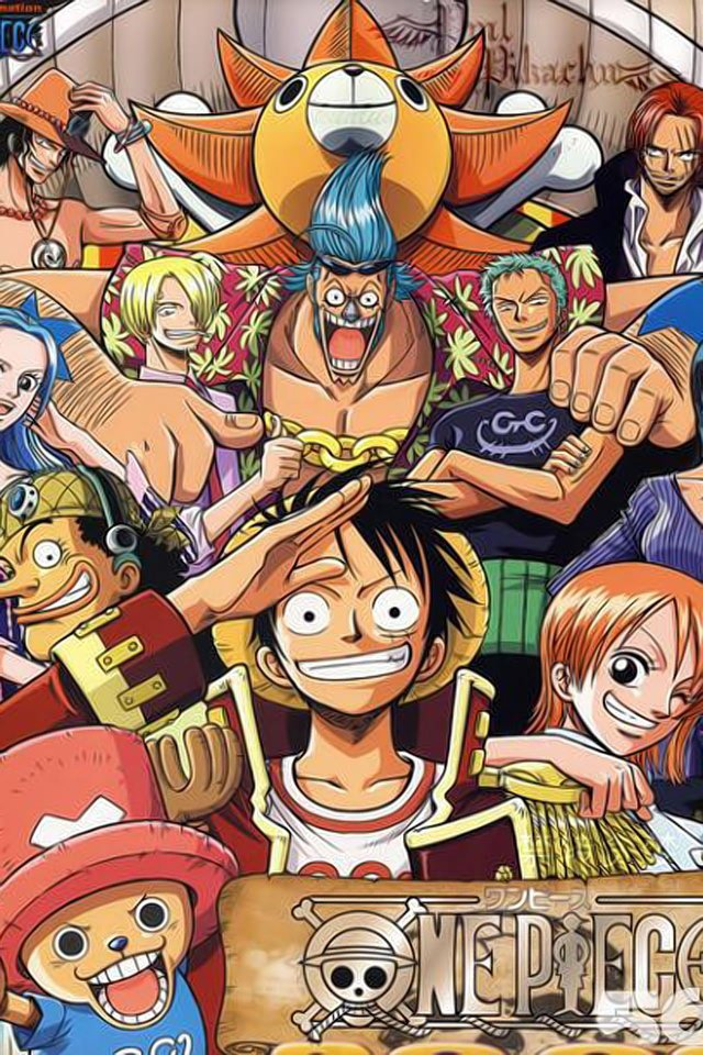 Image Result For Wallpaper Anime One Piece Android
