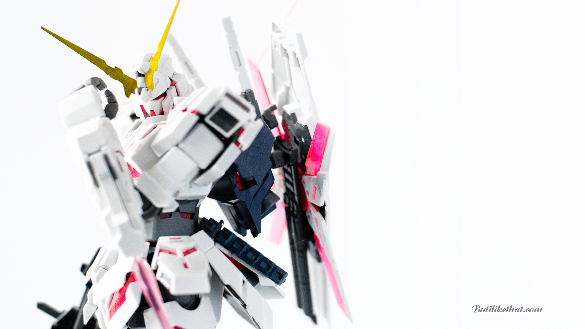 Hd Gundam Themes: [71+] Gundam Unicorn Wallpaper On WallpaperSafari