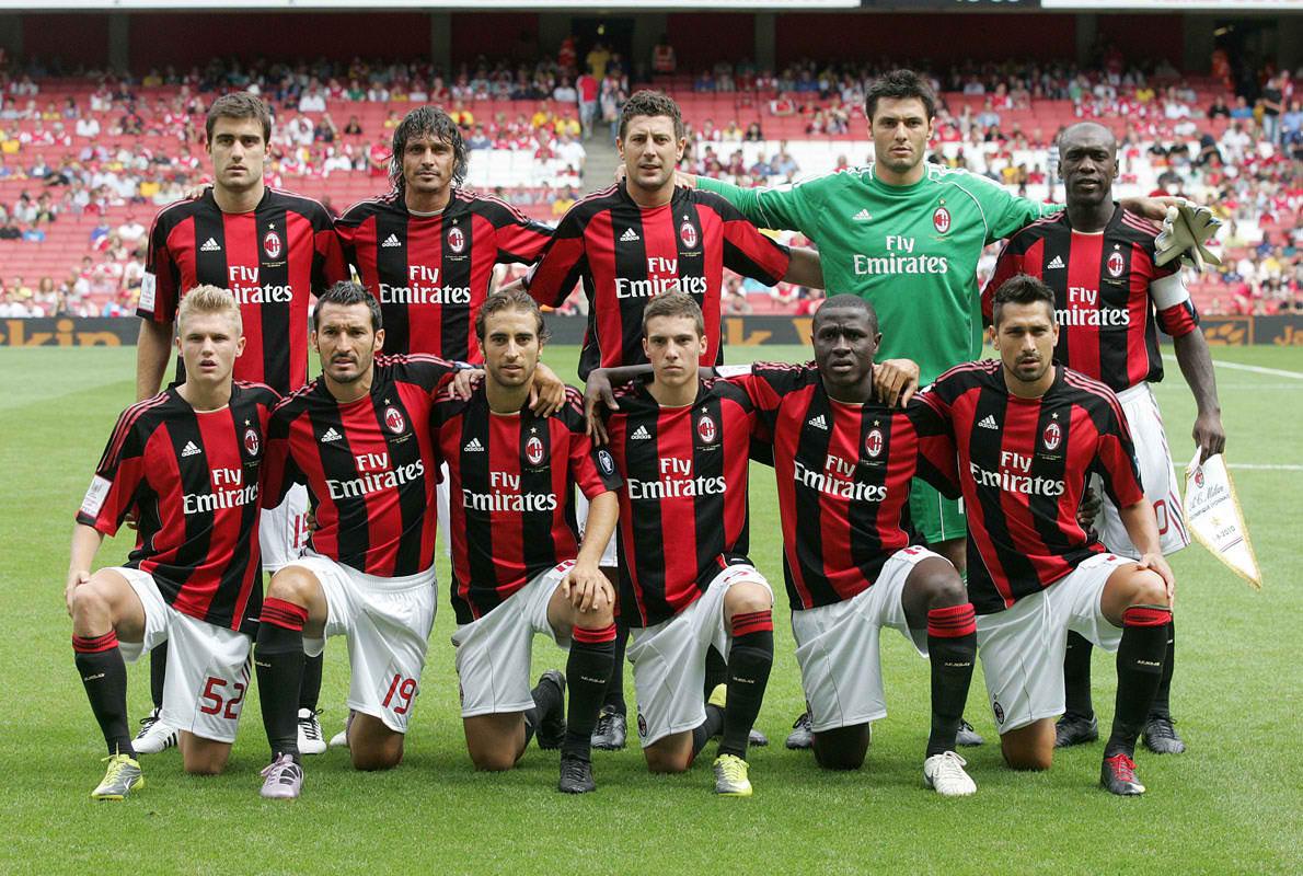 Top Football Players AC Milan Wallpapers AC Milan Team Photos 1190x800