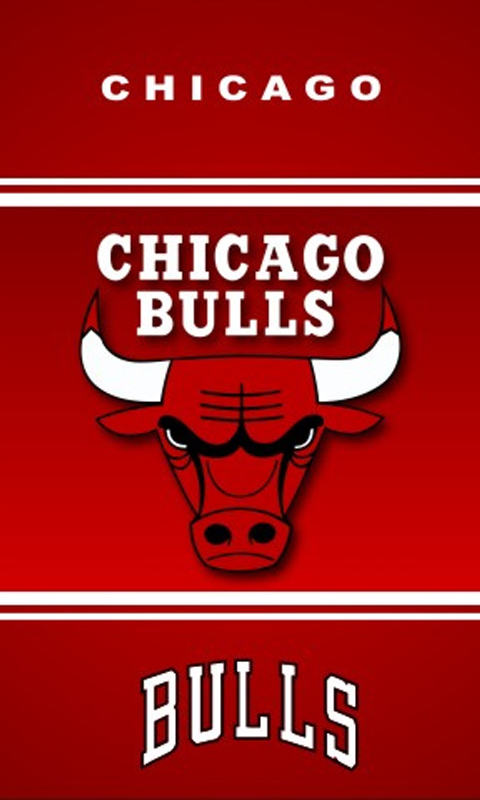Chicago Bulls Nokia X Wallpapers Nokia X and Nokia XL Wallpapers 480x800