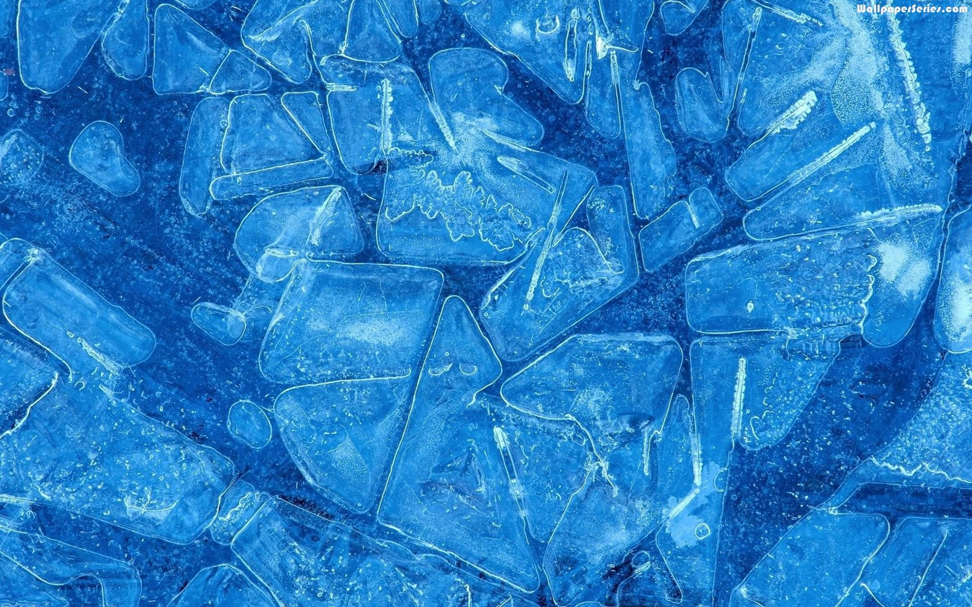 Blue Ice Textu HD Wallpaper Background Images 1920x1200