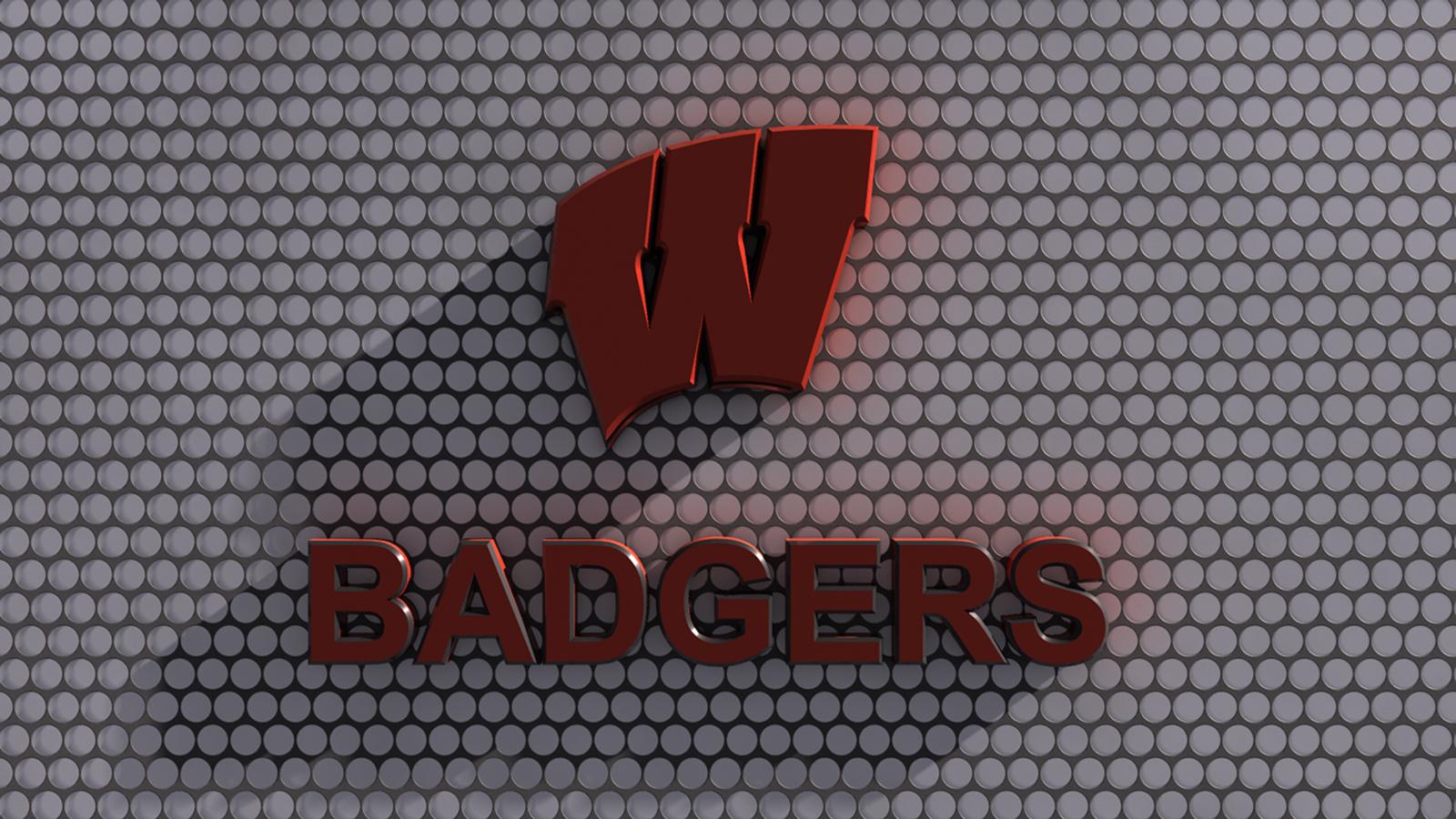 wisconsin badgers computer wallpaper