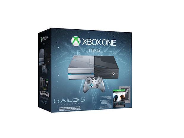 Halo 5 Guardians Special Edition Xbox One Bundle Getting Custom Sound 620x465