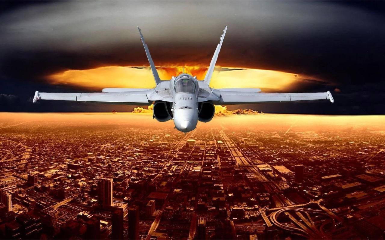 McDonnell Douglas FA 18 Hornet wallpaper 2583 1280x800