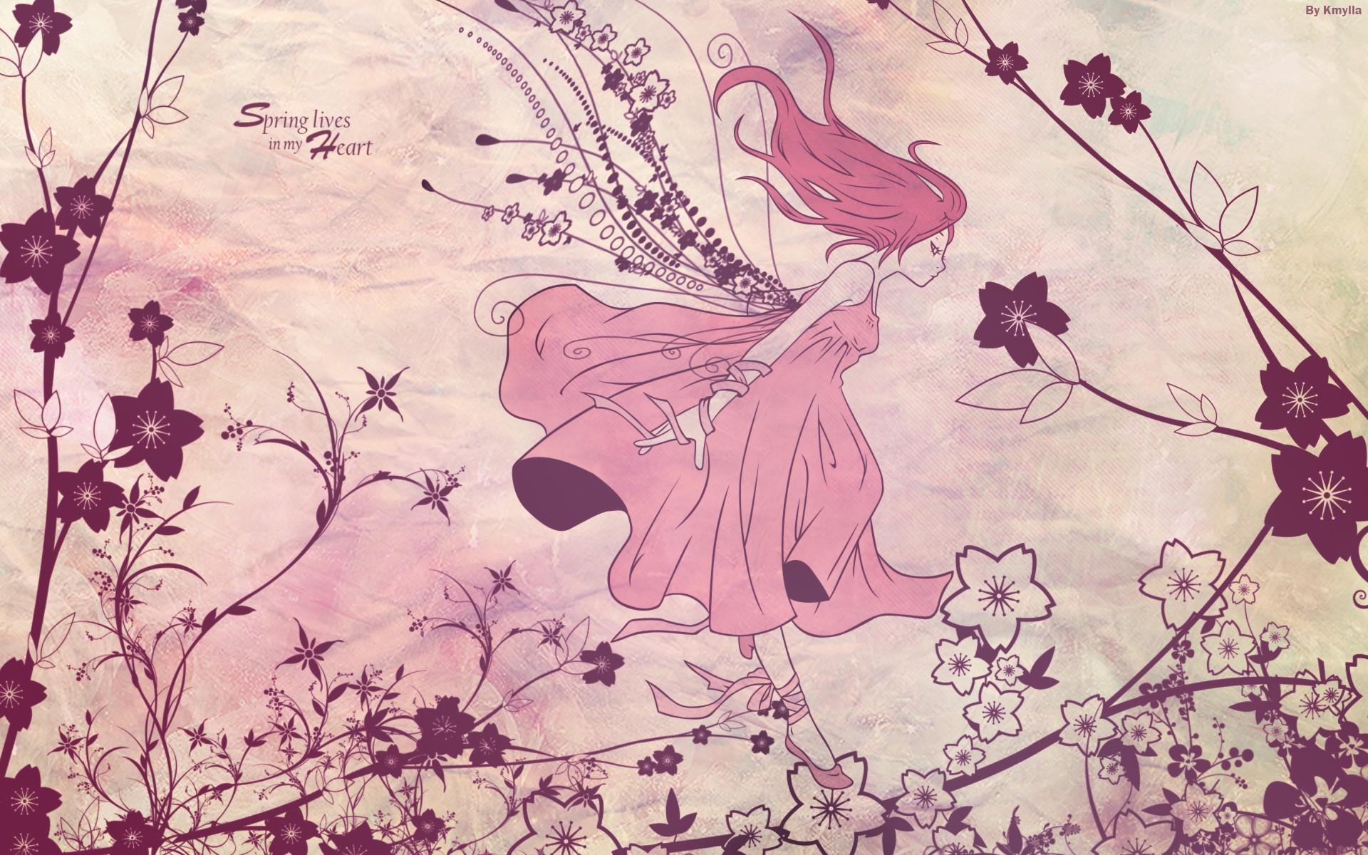 Free Download Spring Ballet Google Skins 1920x1200 For Your Desktop Mobile Tablet Explore 42 Pink Anime Wallpaper Cool Pink Wallpapers Pink Flowers Desktop Wallpaper Cool Anime Wallpapers Hd