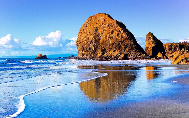 Azur beautiful scenery Wallpapers Wallpaper HD 1440x900 1440x900