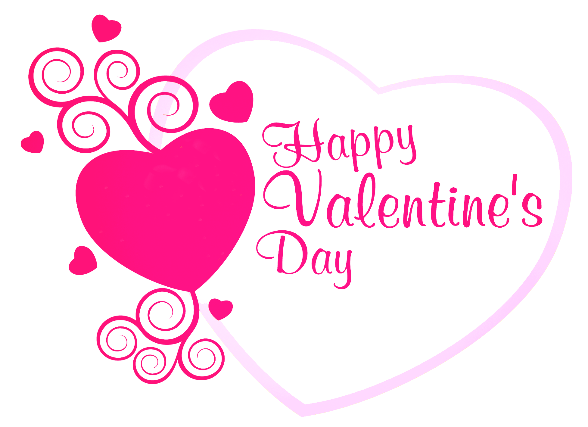 download Happy Valentines Day PNG transparent images transparent 1953x1418