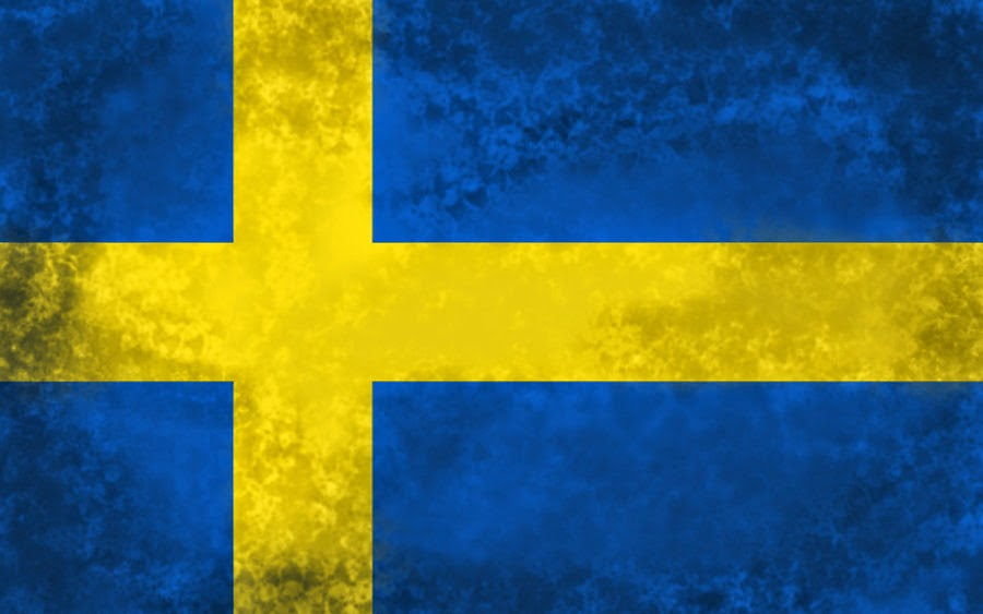 Swedish Flag Wallpaper 900x563
