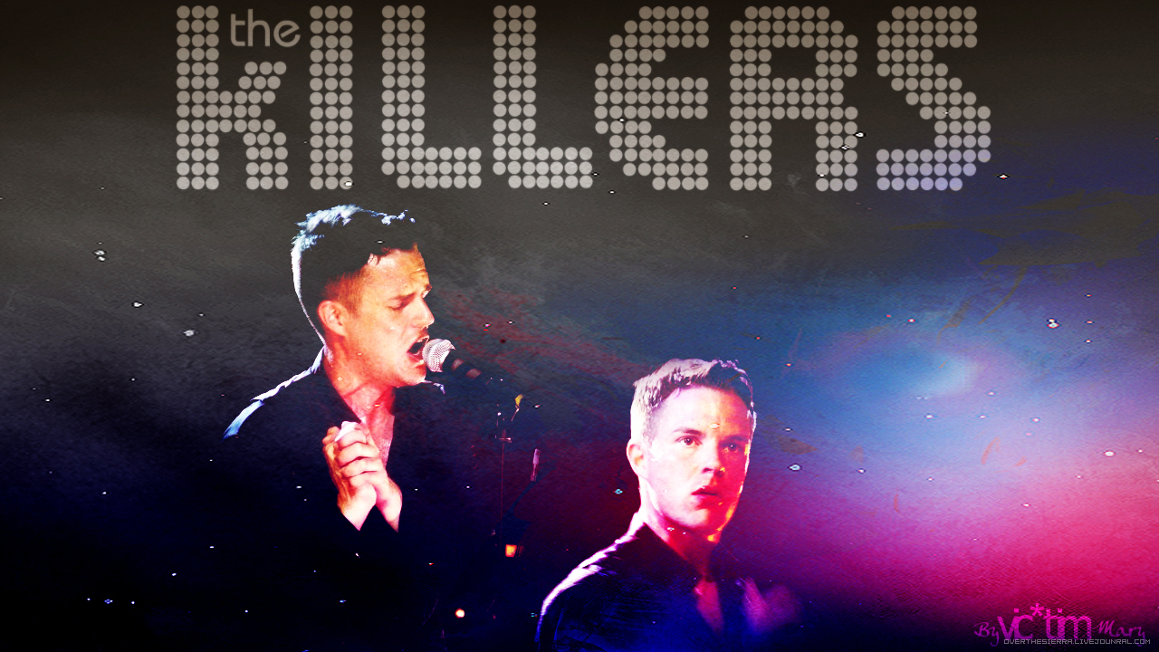 brandon flores imagens Brandon flores Killers logo wallpaper HD 1280x720