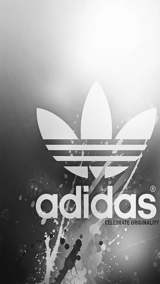 gray adidas backgrounds for iphone 5 640x1136 hd iphone 5 wallpapers 640x1136