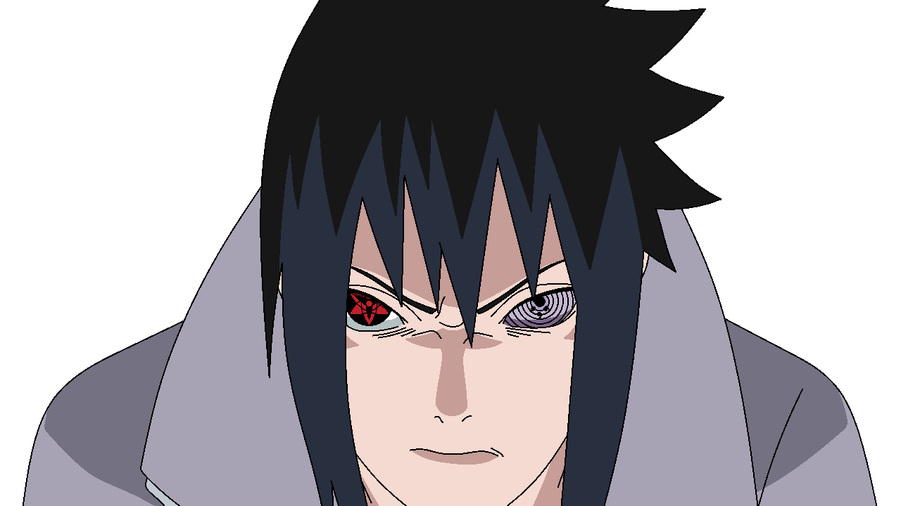 Sasuke Uchiha Rinnegan Wallpaper