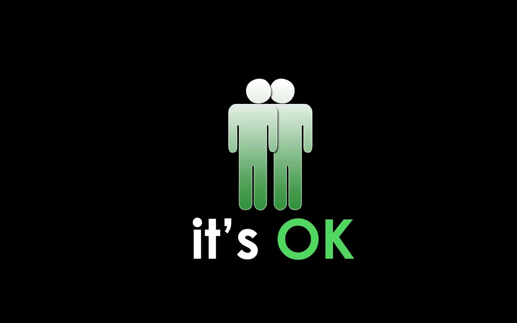 1680x1050 Its Ok wallpaper music and dance wallpapers 1680x1050