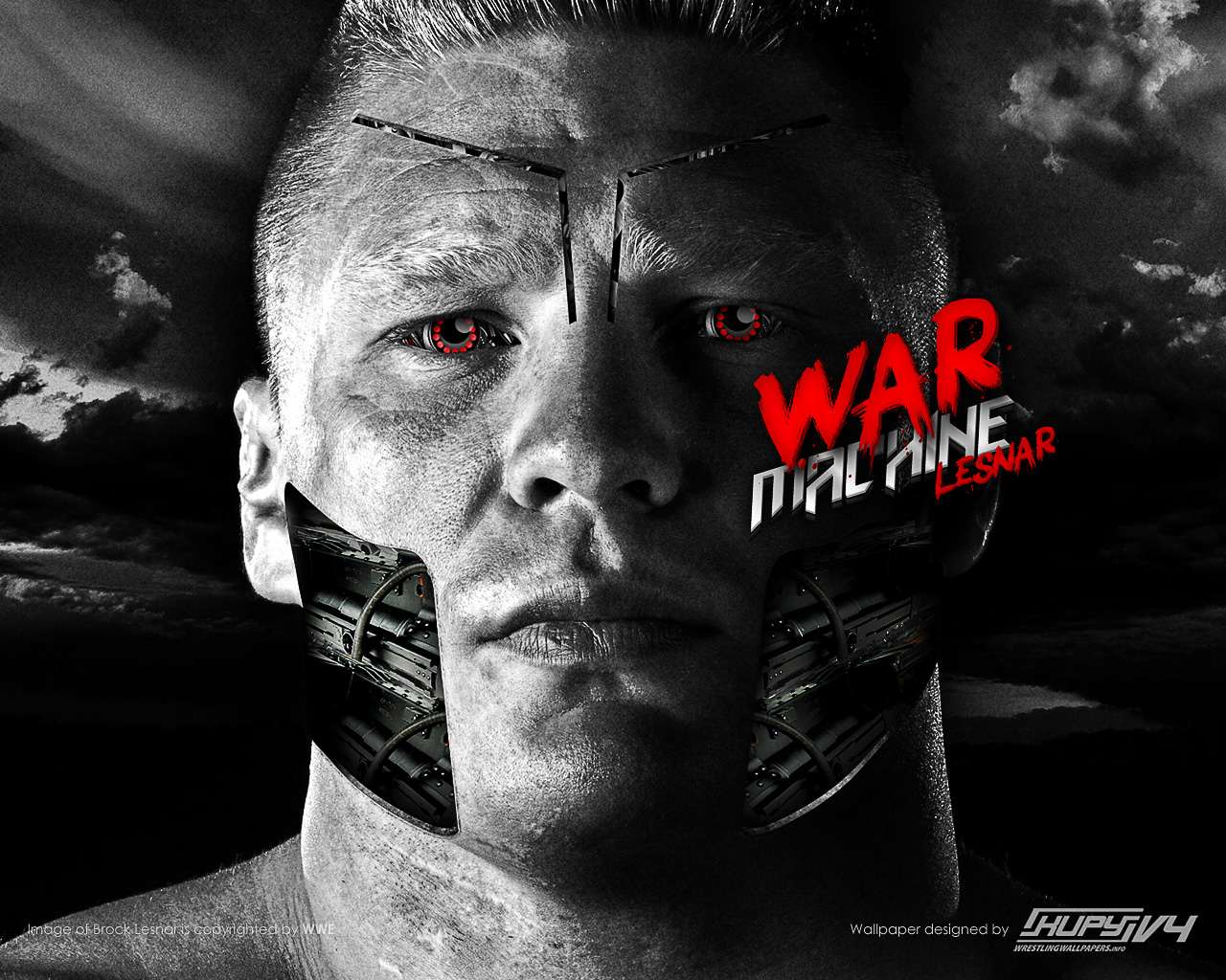 Showing Gallery For Brock Lesnar Logo Wallpapers 1280x1024