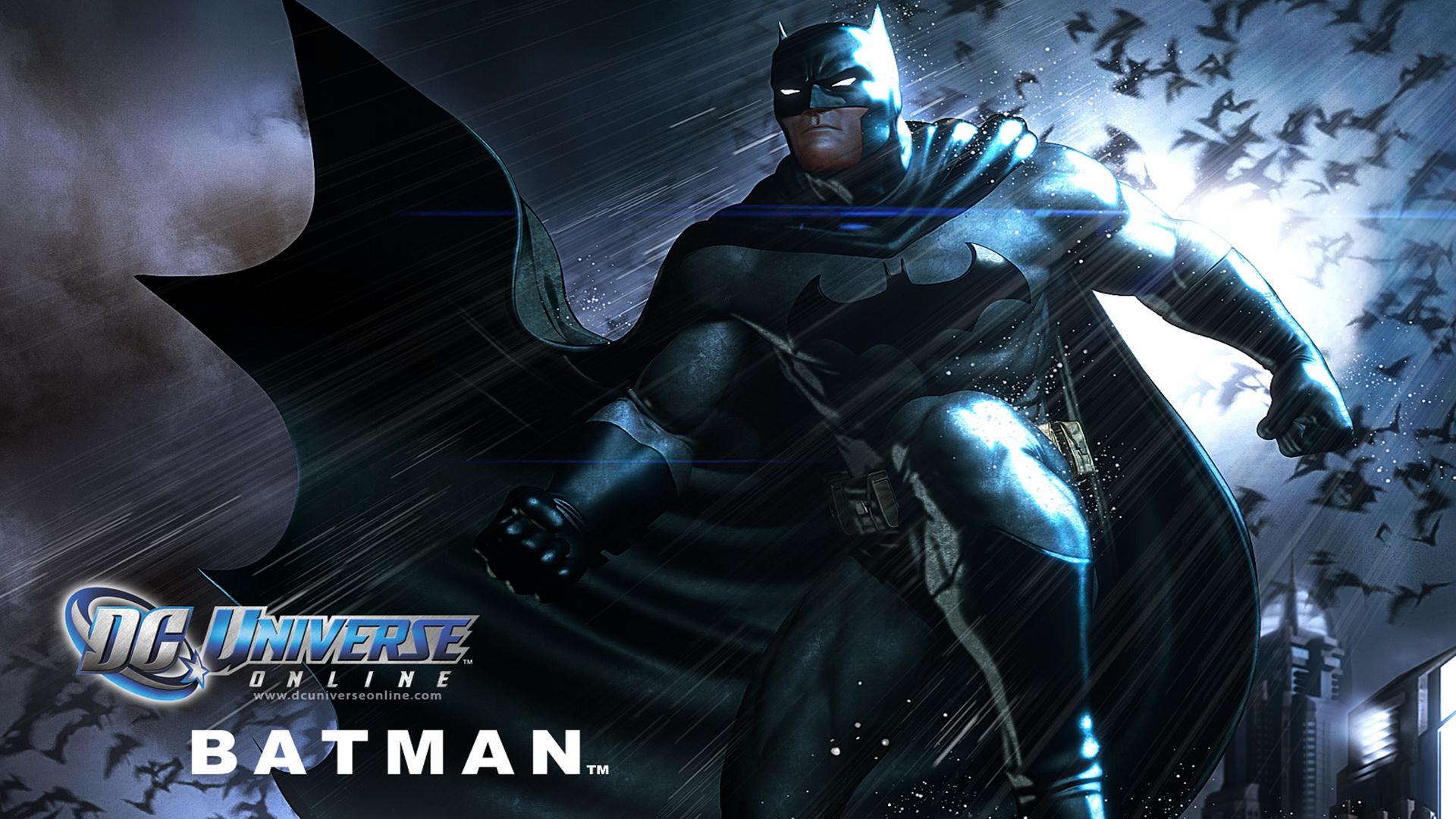 Batman HD Wallpapers 1080p - WallpaperSafari
