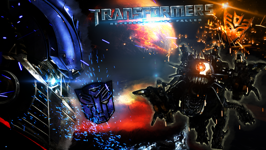 Autobots vs Decepticons by xTiiGeR 900x506