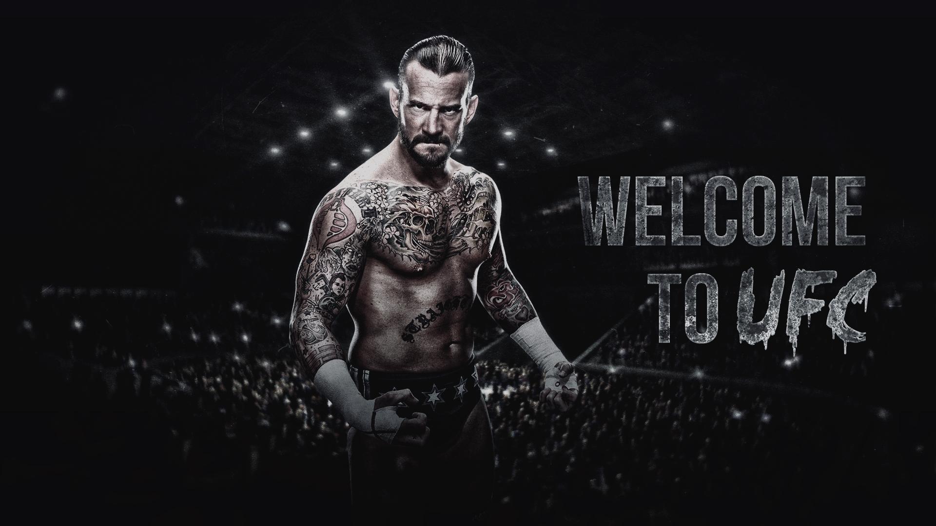 UFC CM Punk Wallpaper 1920x1080