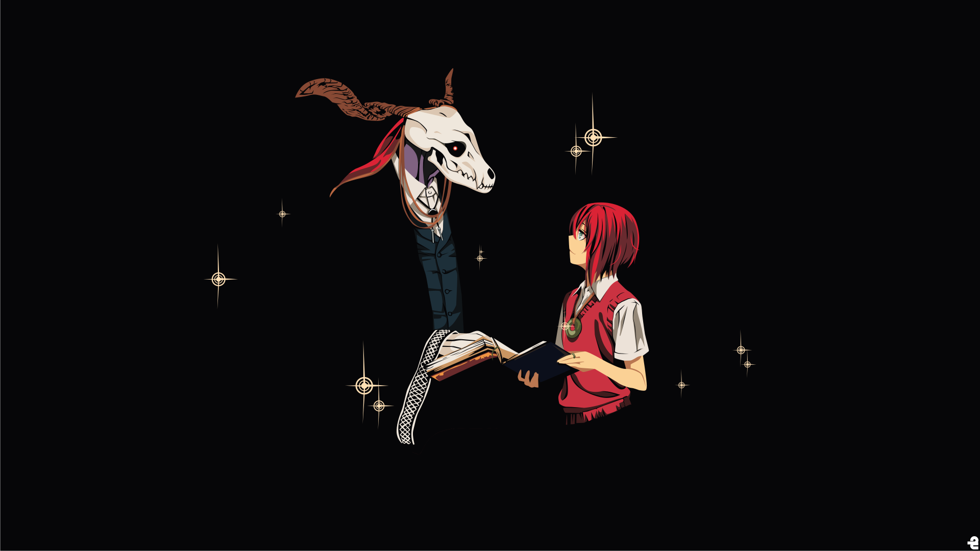 The Ancient Magus Bride 4k Ultra HD Wallpaper and 1920x1080