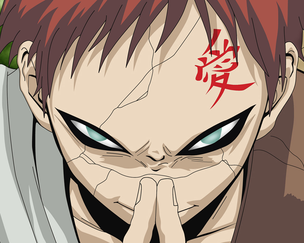 Suna no Gaara Gaara Wallpaper 1280x1024