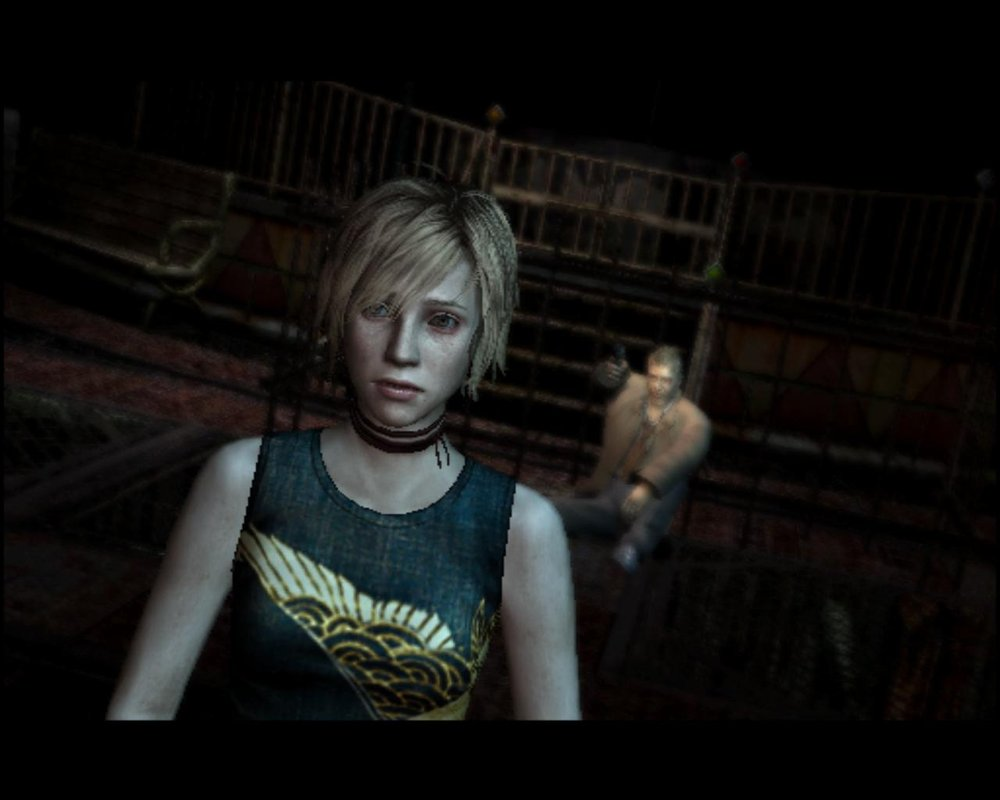 Silent Hill 3 Wallpaper by ParRafahell on deviantART 1000x800