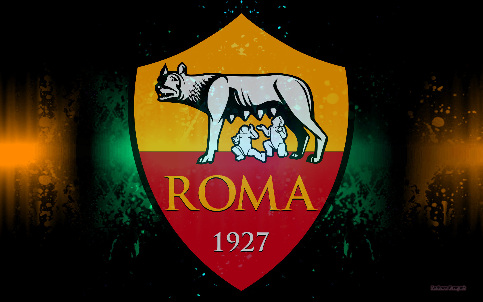 AS Roma Football Wallpapers   Barbaras HD Wallpapers 1680x1050