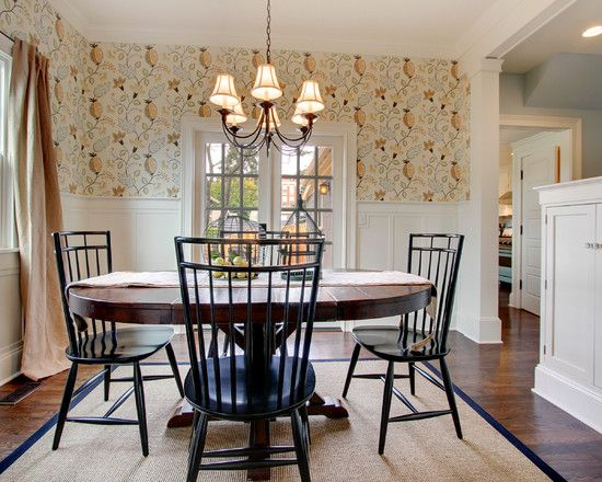 Dining Room Wainscoting Design Pictures Remodel Decor and Ideas 550x440