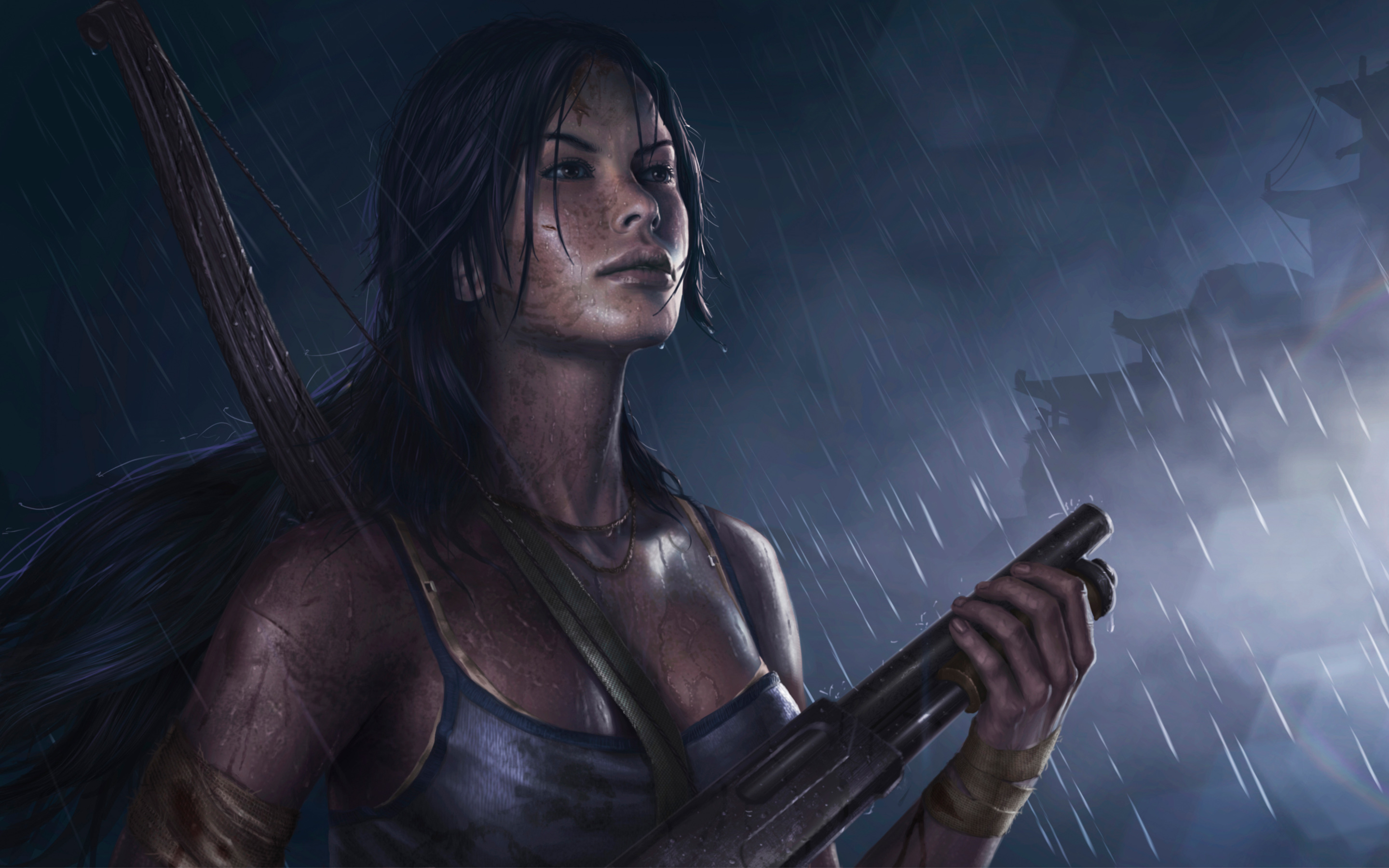 Free Download Tomb Raider Reborn Art Wallpapers Hd Wallpapers