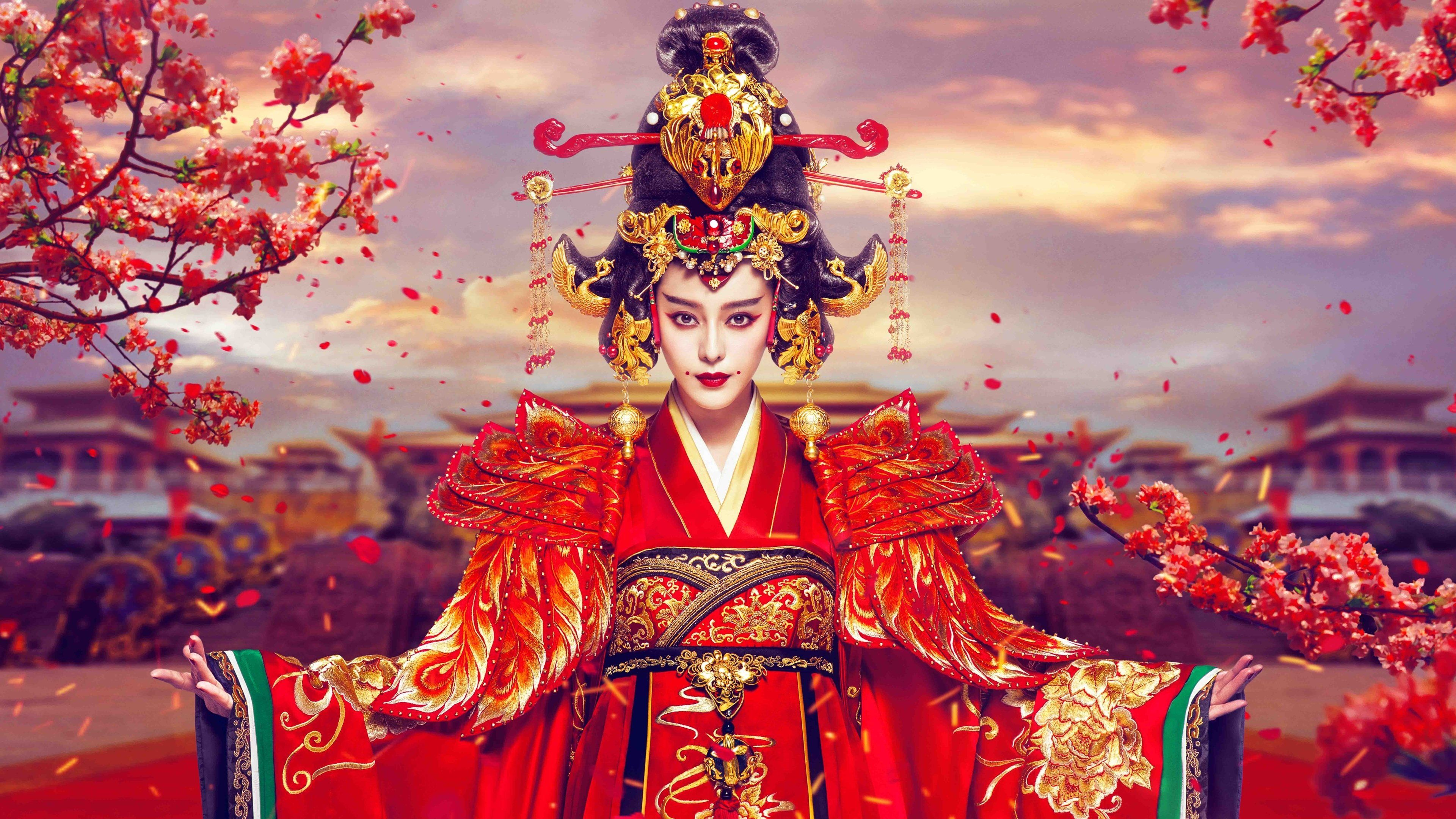 Empress of China Wallpapers   Top Empress of China 3840x2160