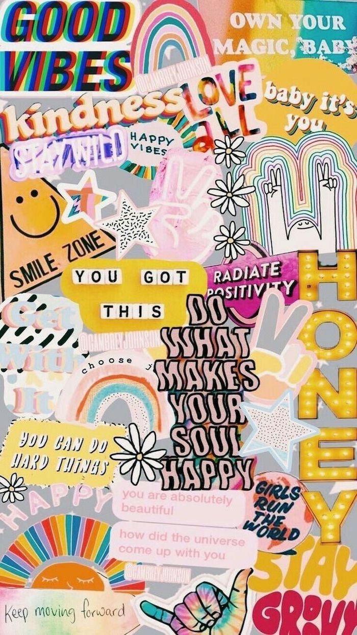 Summer Vibes Orange Aesthetic Wallpaper Laptop   WallpaperShit 700x1243