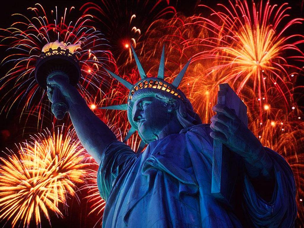 Statue of Liberty 1024x768