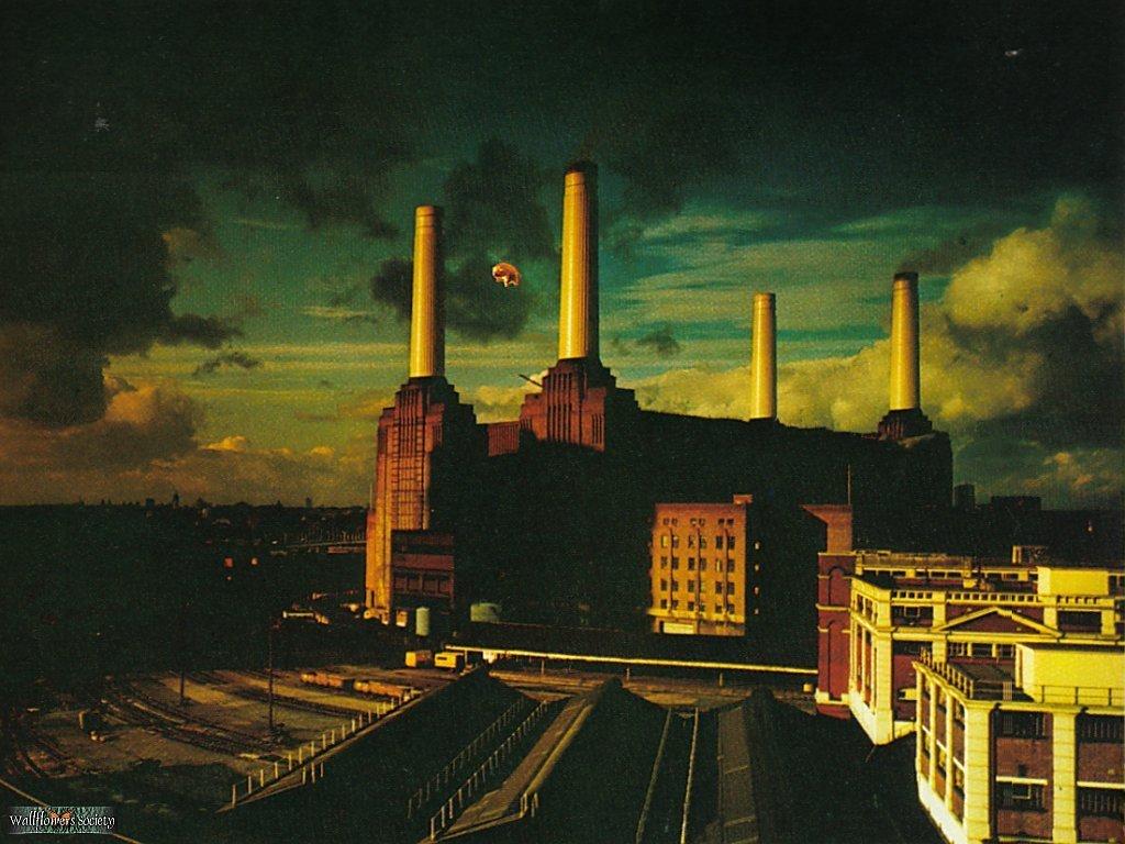 FULL ALBUM Pink Floyd   Animals 1024x768