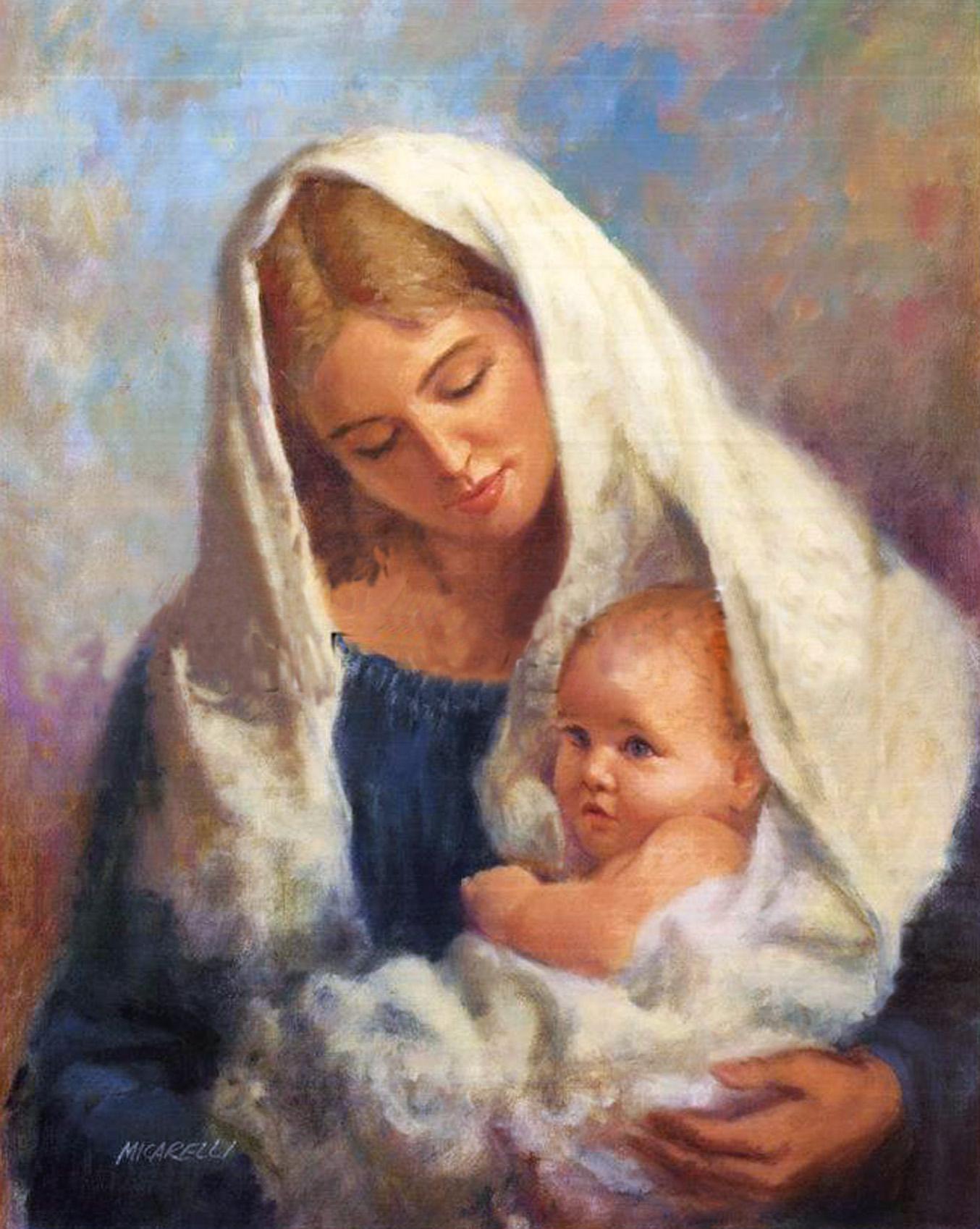 maternité de Marie