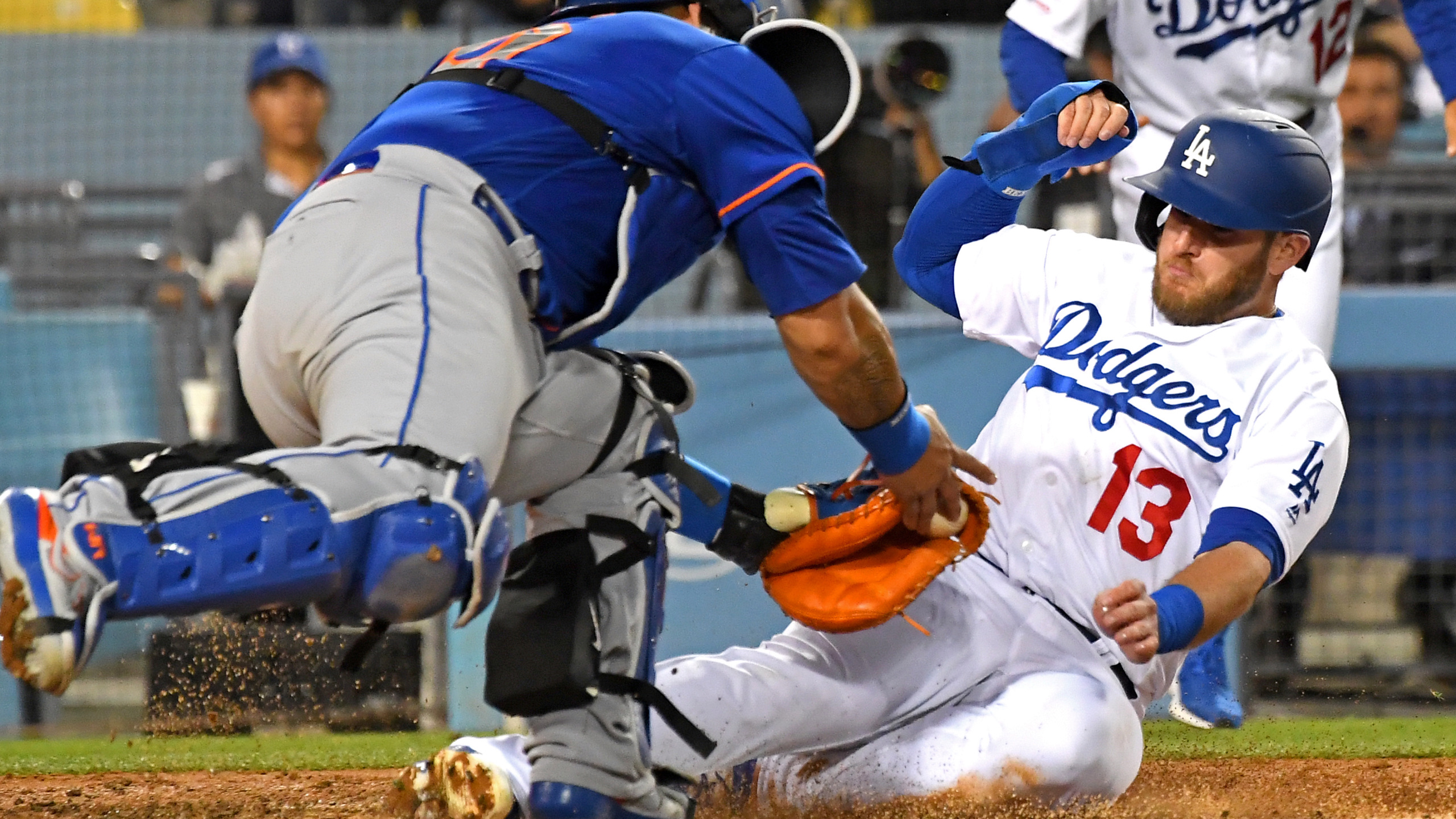 Ryu Dominant Again As Dodgers Blank Mets 2 0 KTLA 2560x1440