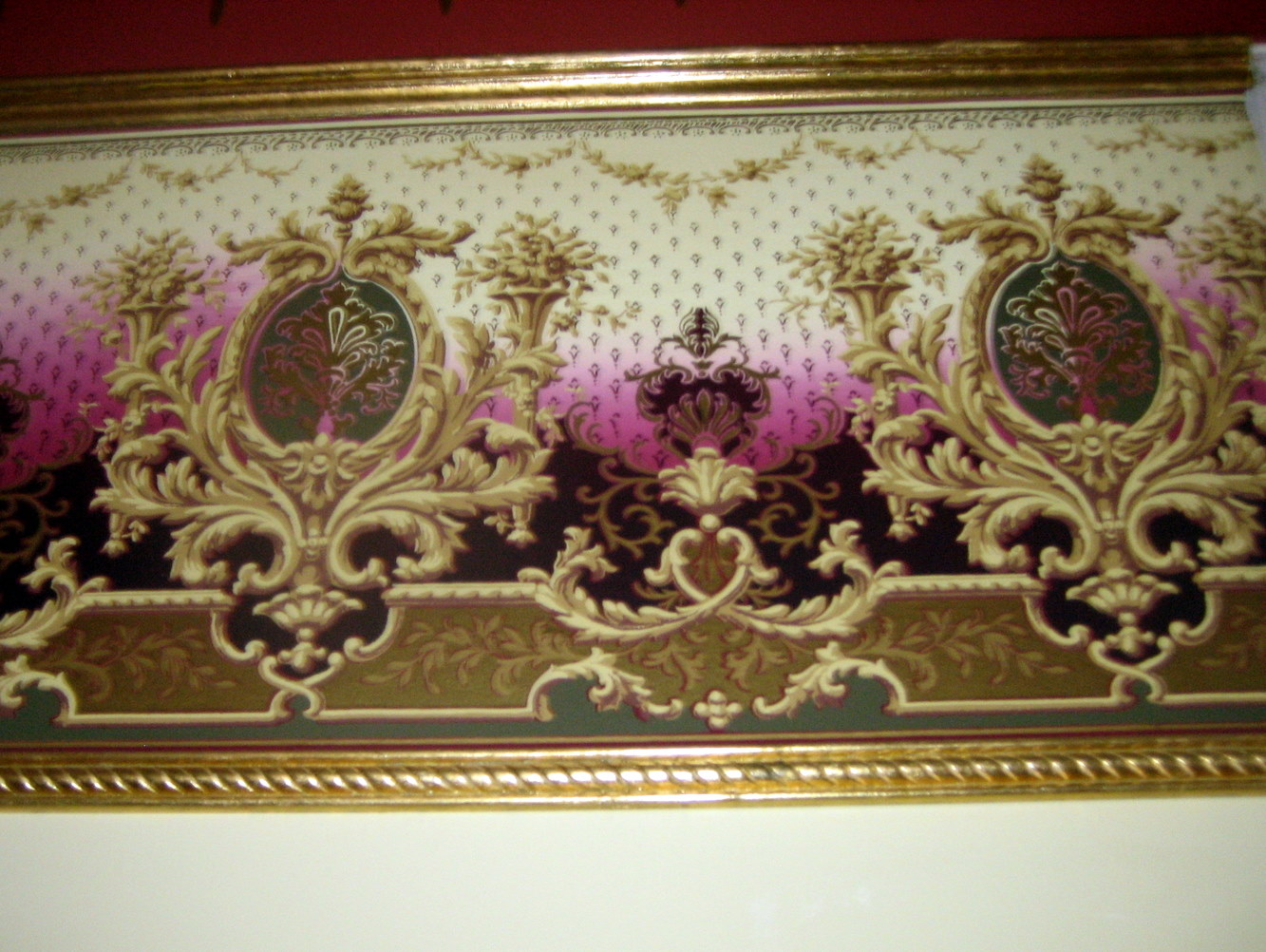 1860 Reproduction Wallpaper from France 1333x1002