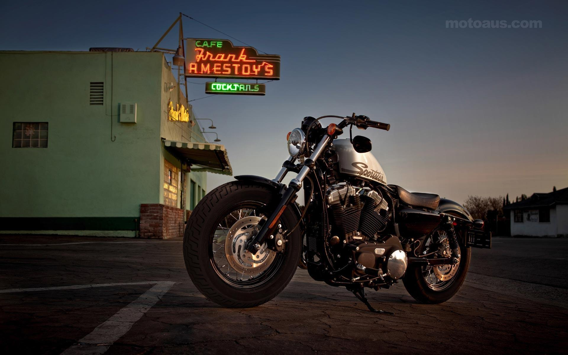 Harley Davidson Sportster Wallpapers 1920x1200