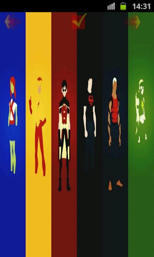 Download Young Justice Wallpaper for Android   Appszoom 307x512