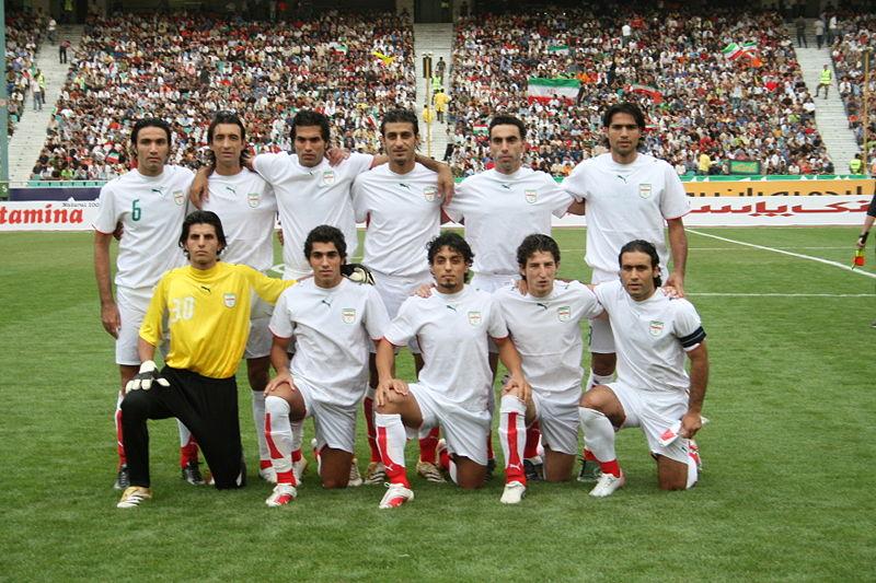 Image Gallery Fotbal Iran 800x533