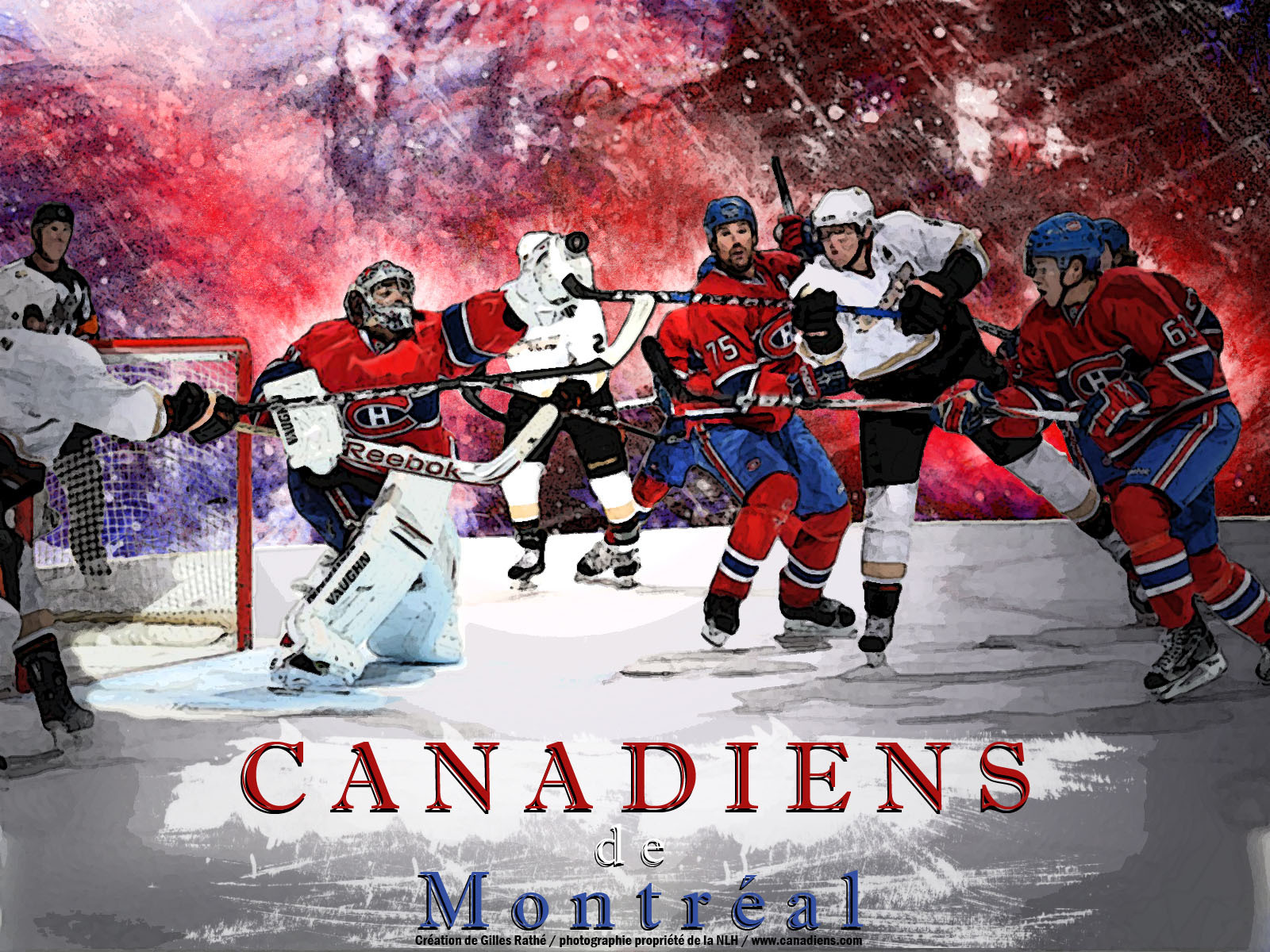 Montreal Canadiens wallpapers Montreal Canadiens background   Page 7 1600x1200