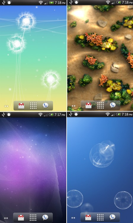 Samsung Live Wallpapers for Android - WallpaperSafari