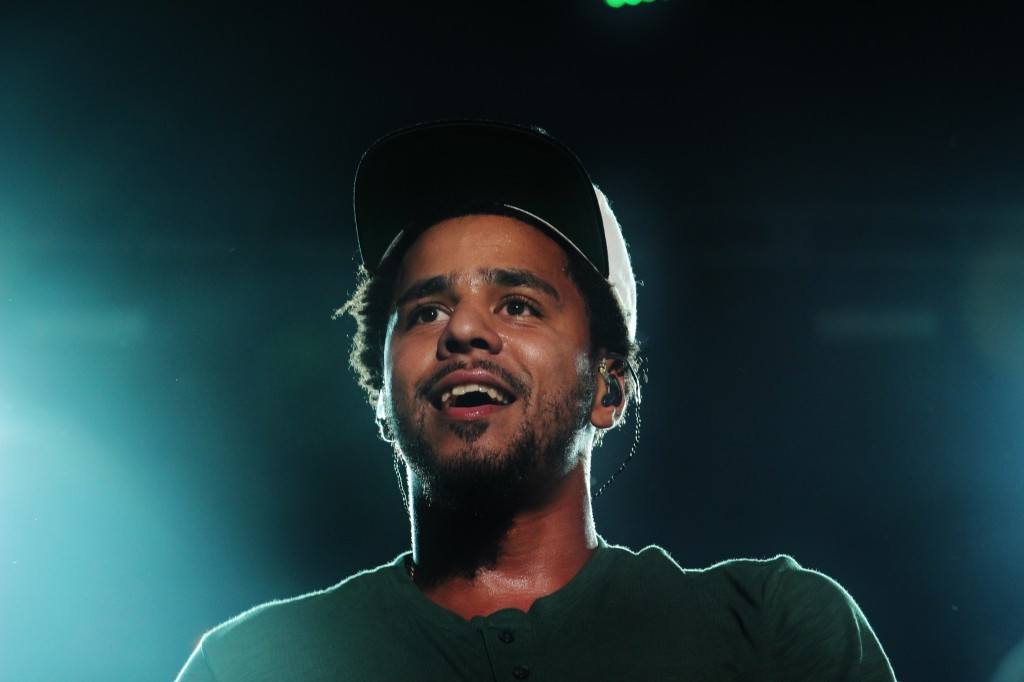 Concert J Cole Proves Why Hes One of Raps Elite at Made in America 1024x682