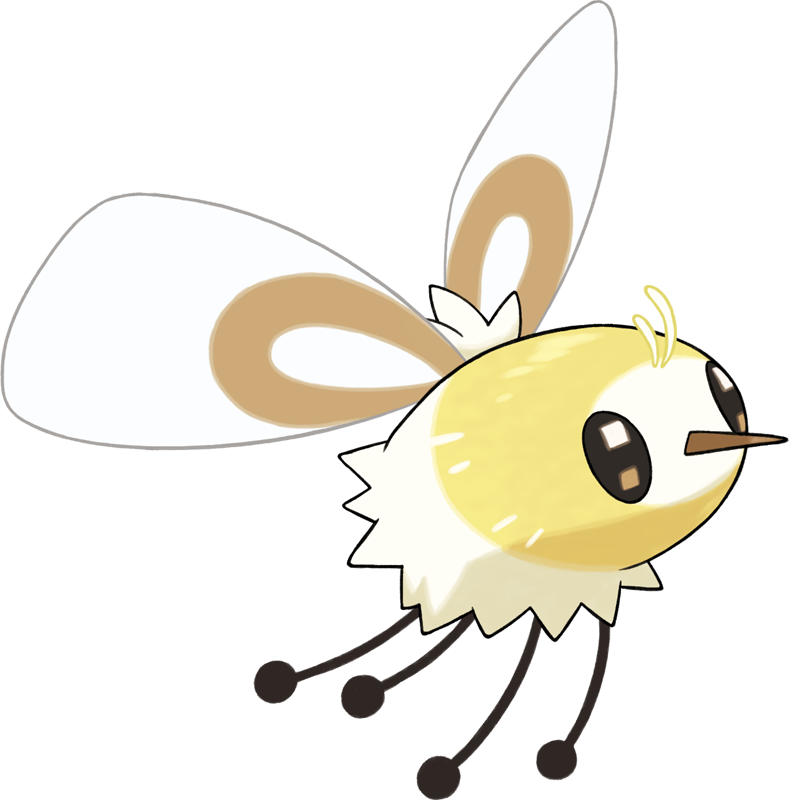 Pokemon 742 Cutiefly Pokedex Evolution Moves Location Stats 789x800