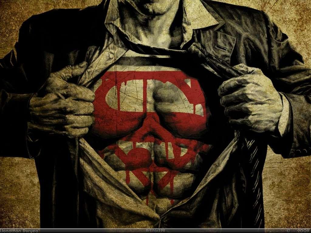 free download superman cartoon wallpaper resolution 1024x768 50views 1024x768