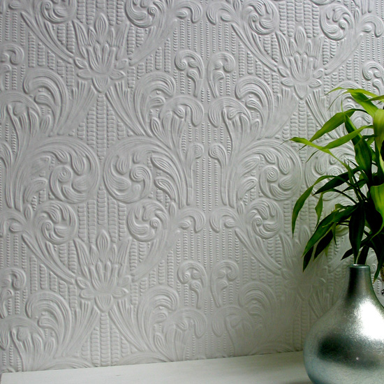 Anaglypta Wallpaper Textured Wallpaper With Beautiful Embossed 550x550
