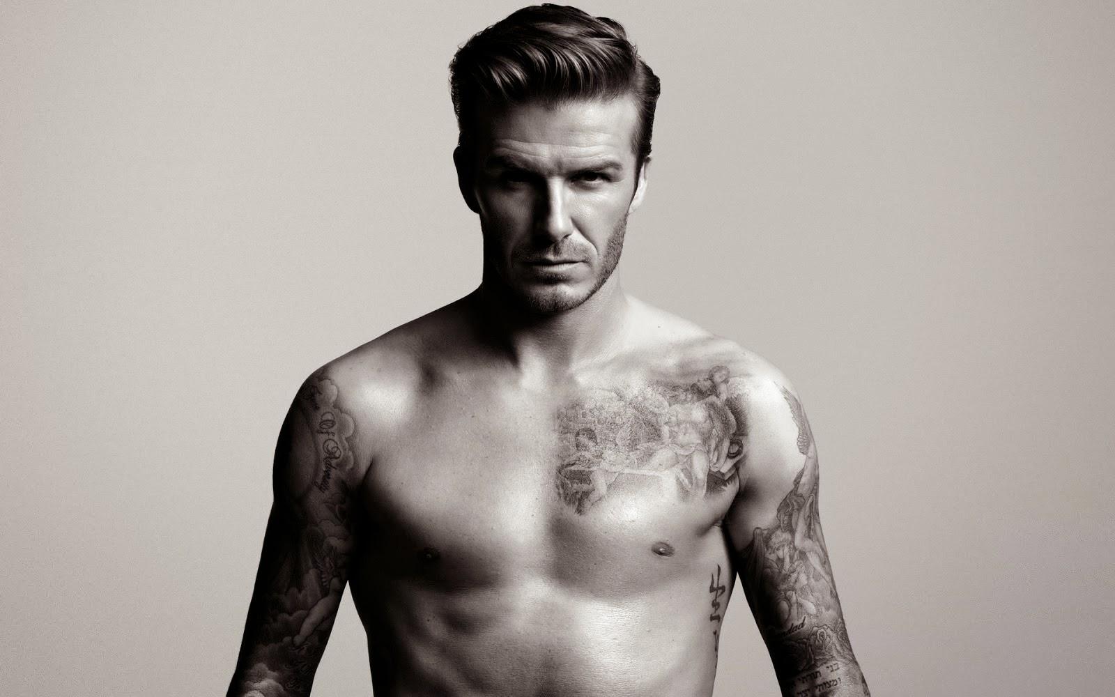 David Beckham New Stylish Wallpaper 2014 1600x1000