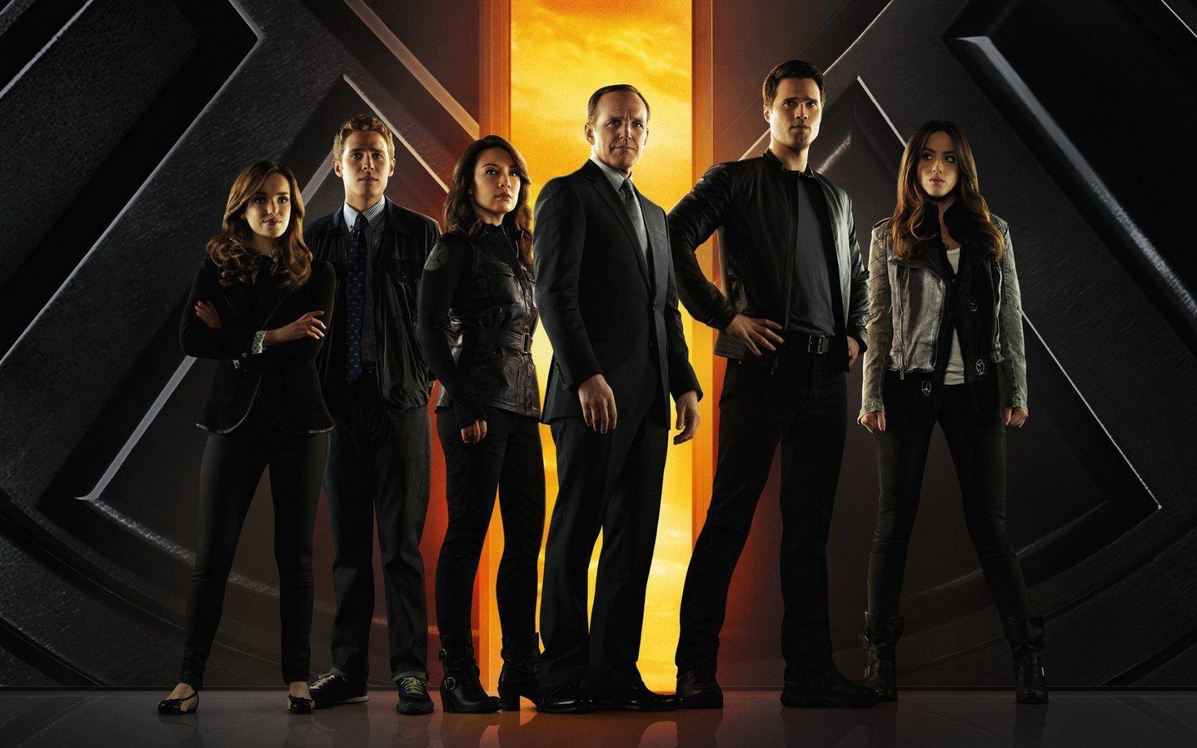 Agents of SHIELD   Agents of SHIELD Wallpaper 35640414 1680x1050
