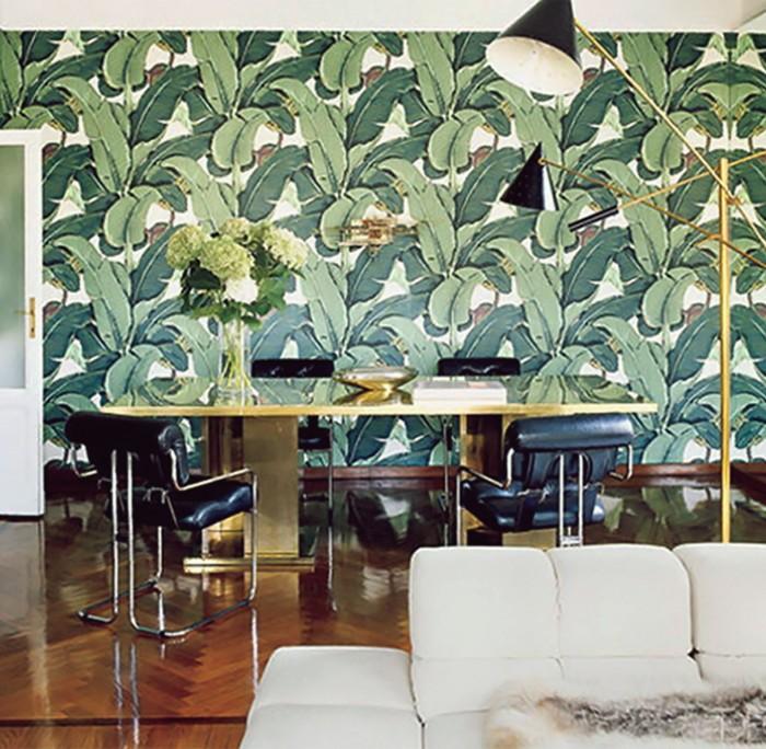 dorothy draper brazilliance wallpaper 700x684