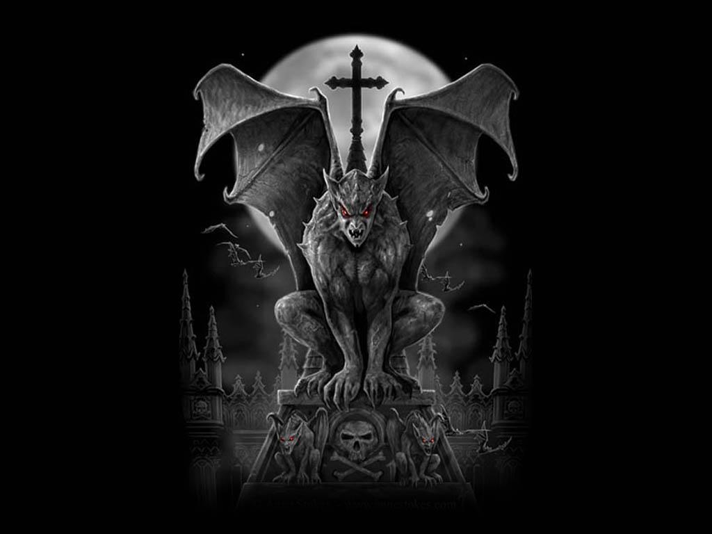 35 Stunning HQ Gothic Art Wallpapers HybridLava Page 2HybridLava 1024x768