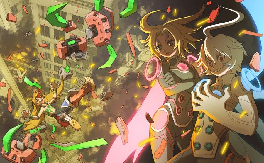 Solatorobo   Zerochan Anime Image Board 900x556
