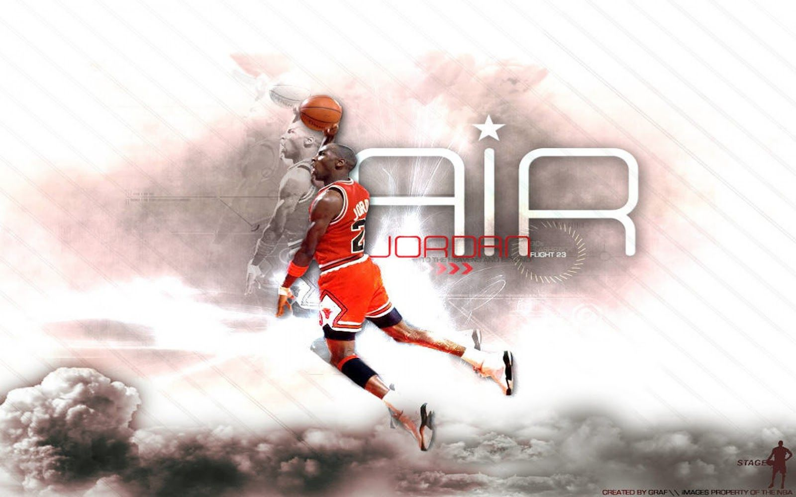 Michael Jordan Dunking Wallpaper   Viewing Gallery 1600x1000