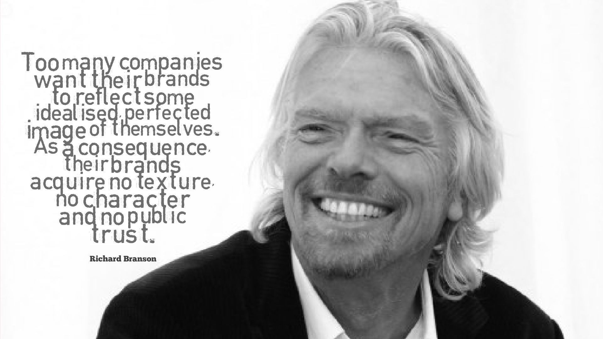 Richard Branson Quotes Wallpaper 10855   Baltana 1920x1080