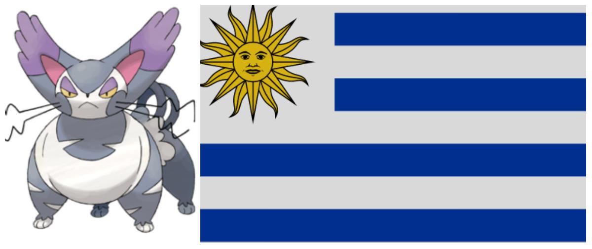 Uruguay National Football Team Wallpapers 1200x504
